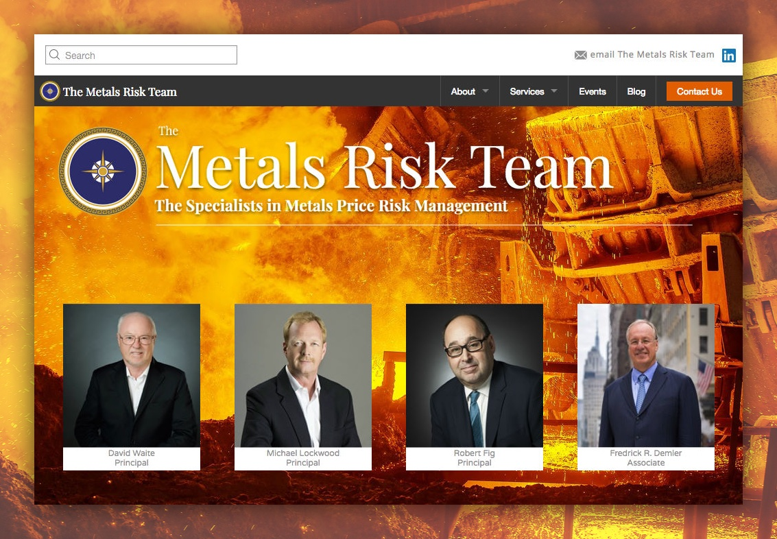 The Metals Risk Team