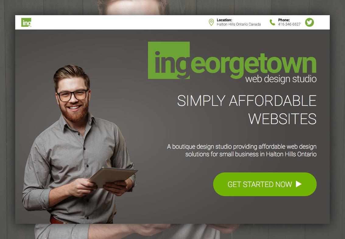 inGeorgetown