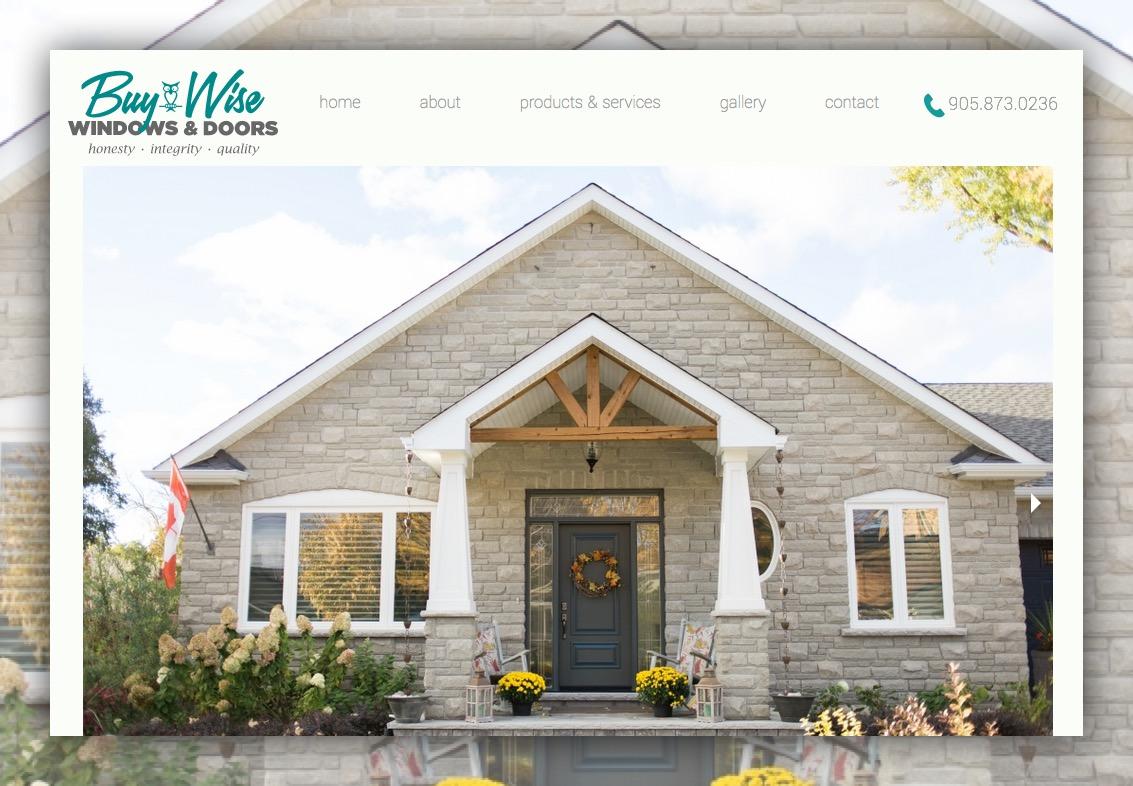 Buy Wise Windows & Doors