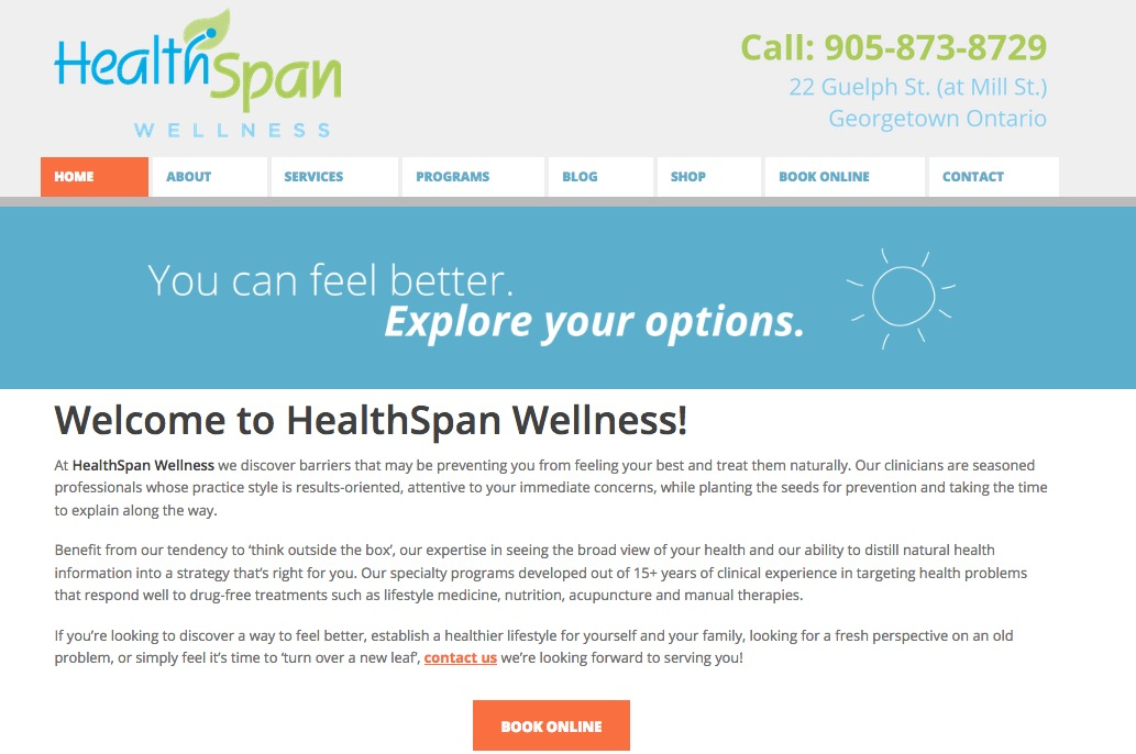 Healthspan Wellness
